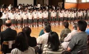 大谷高学校祭