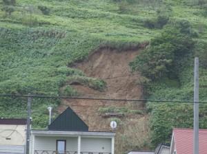 恵比須2山崩れ
