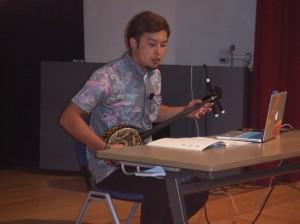 沖縄の学生