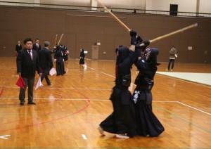 防犯柔剣道