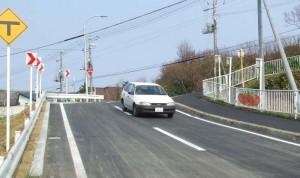 緑4市道開通