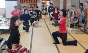 大林寺ヨガ体験