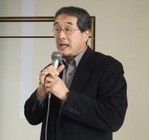 斉藤さん講演