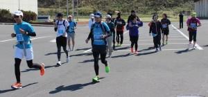 有志の最北端マラソン