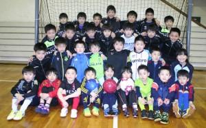 サッカー少年団