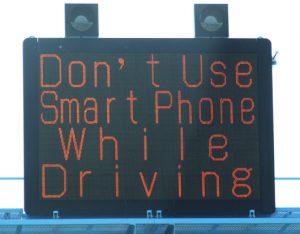 道路情報に英語